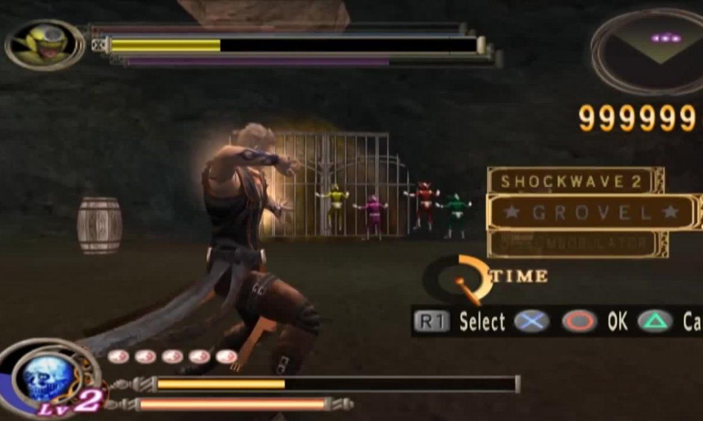 God Hand - Capcom